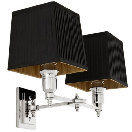 Kinkiet Lamp Lexington Double EICHHOLTZ